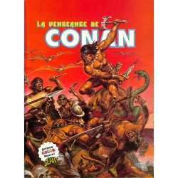 Bandes dessinées Conan (Artima Color Marvel Géant) 01
