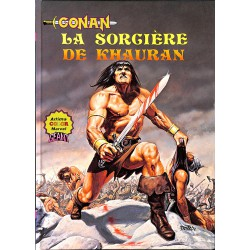 Bandes dessinées Conan (Artima Color Marvel Géant) 03
