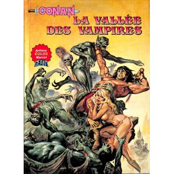Bandes dessinées Conan (Artima Color Marvel Géant) 04