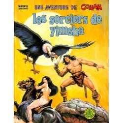 ABAO Bandes dessinées Conan (Lug) 09
