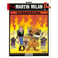ABAO Bandes dessinées Martin Milan (2ème série) 08