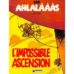 ABAO Bandes dessinées Les Ahlalâââs - L'Impossible ascension