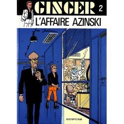 ABAO Bandes dessinées Ginger (Dupuis) 02
