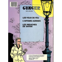 ABAO Bandes dessinées Ginger (Dupuis) 03
