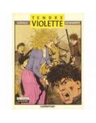 Tendre Violette de Jean-Claude Servais