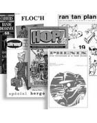 Fanzines et revues d'étude
