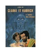 Clarke et Kubrick