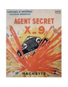 Agent secret X9