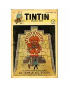 Fascicules Tintin