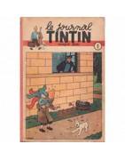 Recueils Tintin