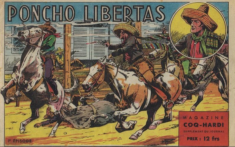 Poncho Libertas