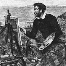 Peinture, gravure, dessin