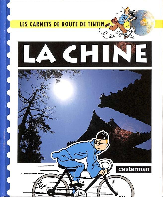 Les carnets de route de Tintin