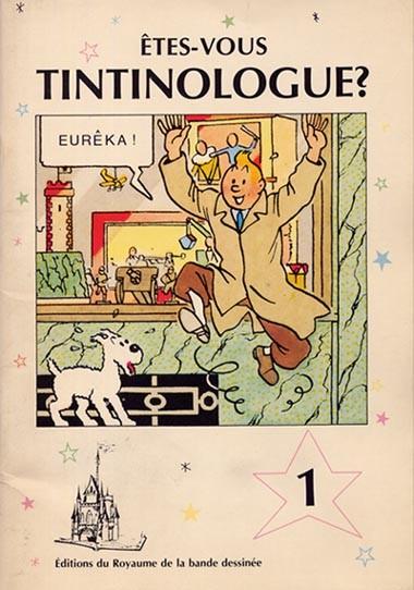 Tintin - divers