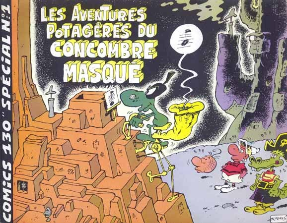 Concombre masqué (Le)