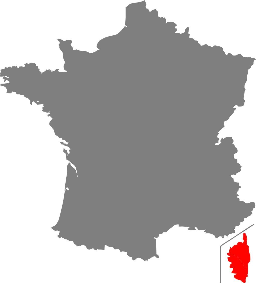 20 - Corse