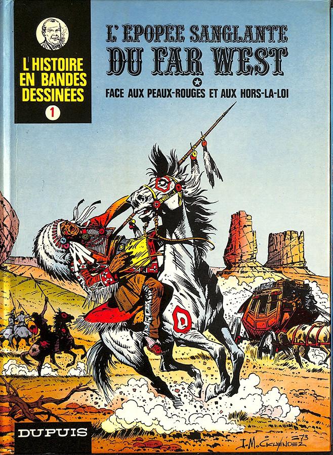 Histoire en bandes dessinées (L')