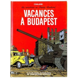 [BD] Chaland (Yves) - Freddy Lombard 04. Vacances à Budapest. EO.