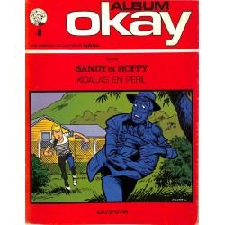 [BD] Lambil (Willy) - Sandy et Hoppy. 3 volumes.