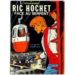 [BD] Tibet - Ric Hochet 08. EO.