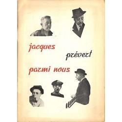 [Livres   Littérature] Prévert (Jacques) - 2 volumes.