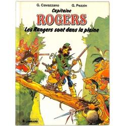 [BD] Cavazzano (Giorgio) - Capitaine Rogers. 2 volumes. EO.
