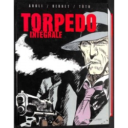[BD] Bernet (Jordi) - Torpedo. Intégrale. EO.