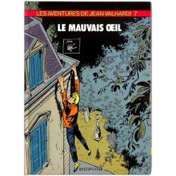 [BD] Jijé - Valhardi (2ème série) tomes 7, 9 et 11 + Jerry Spring (2ème série) 12.
