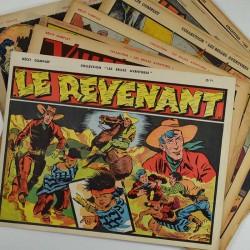"""[BD-Périodiques] Collection """"Les Belles aventures"""" : 13 livraisons."""