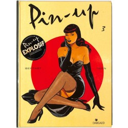 [BD] Berthet (Philippe) - Pin-Up. Tomes 3 et 4. EO.