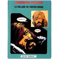 [BD] Auclair (Claude) - Simon du Fleuve. 5 volumes EO.