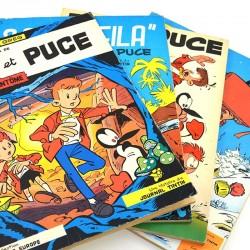[BD] Greg - Zig et Puce. 4 volumes EO.