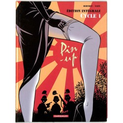 [BD] Berthet (Philippe) - Pin-Up. Intégrale Cycle 1 + Tome 8. EO.