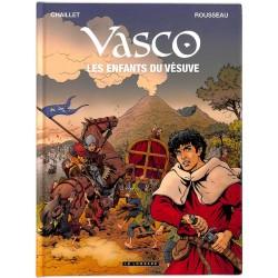 [BD] Chaillet/Rousseau - Vasco 25. EO.