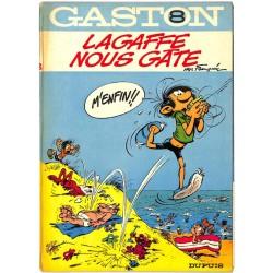[BD] Franquin (André) - Gaston 8.