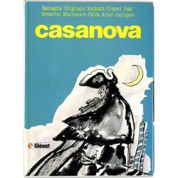 [BD] Crepax, Mattotti, ... - Casanova. EO.