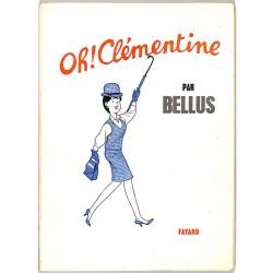 [BD] Bellus (Jean) - Oh! Clémentine. EO.